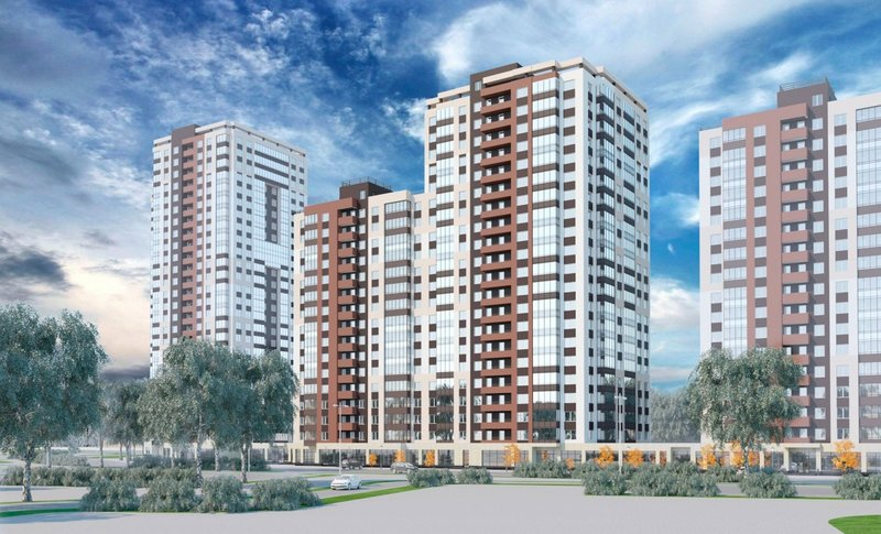 «За квартирами уже встают в очередь»: что за дом-сапфир построят на «Новой Ботанике»