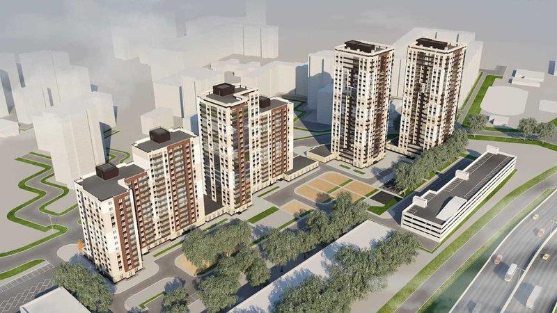 Минстрой разрешил строить квартал на 1700 жителей рядом с заводом «Ювелиры Урала»